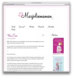 new design marjoliemaman