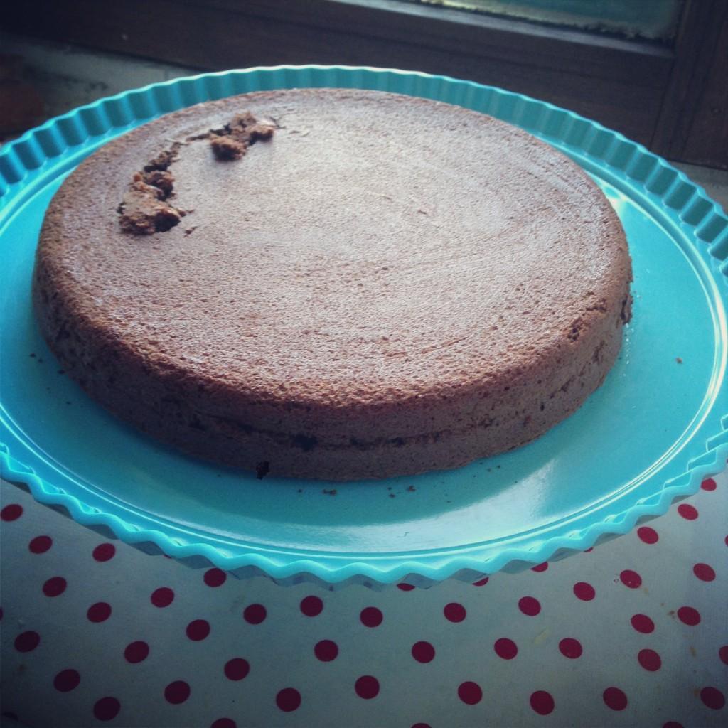 gâteau 5 ingrédients