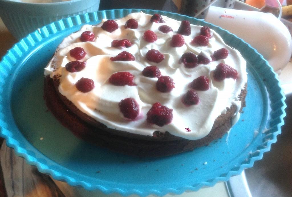 gâteau 5 ingrédients 1