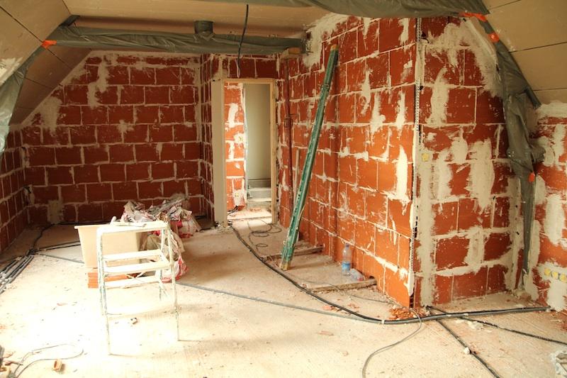 Rénovation longère bretonne