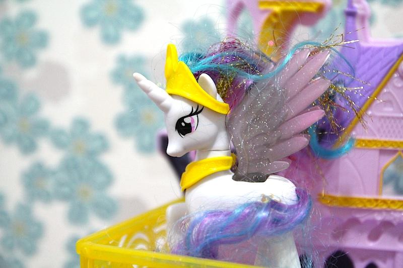 Royaume de Canterlot My Little Pony - Princesse Célestia