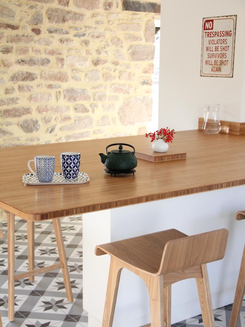 Rénovation cuisine Marjolaine (via wonderfulbreizh.fr)