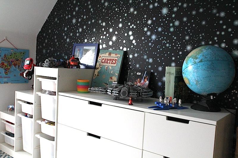 Renovation Une Chambre Etoilee Le Blog De Marjoliemaman