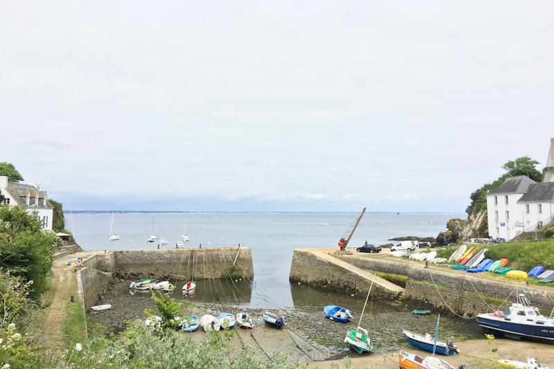 Port Lay - île de Groix (via wonderfulbreizh.fr)