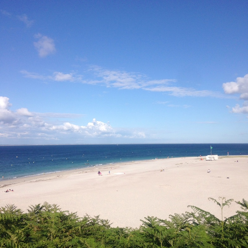 les grands sables Groix