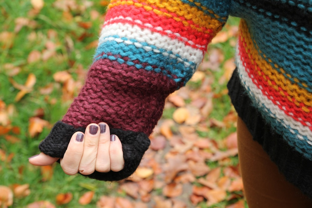 Look d'automne Marjoliemaman