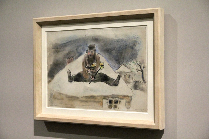 Chagall à Landerneau via Wonderful Breizh