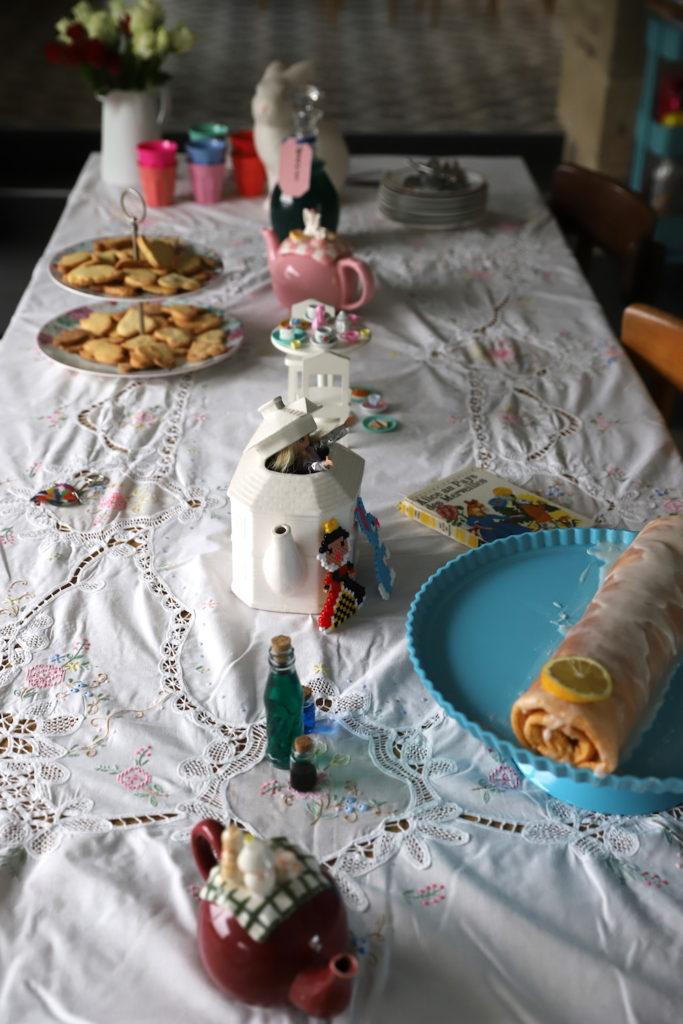 L Anniversaire Alice Au Pays Des Merveillesle Blog De Marjoliemaman