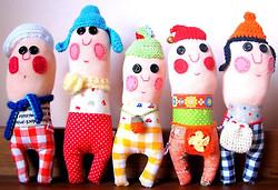 poupées Julie2