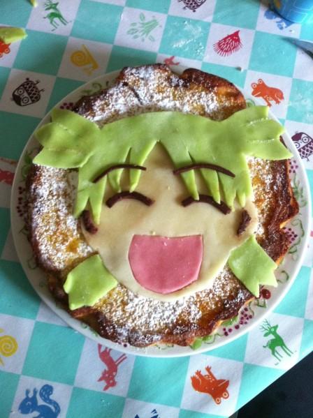 yotsuba-cake