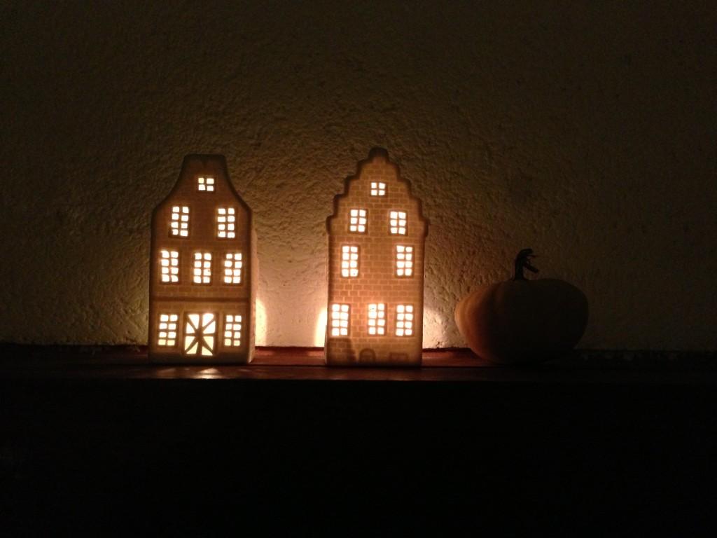 maisons bougies