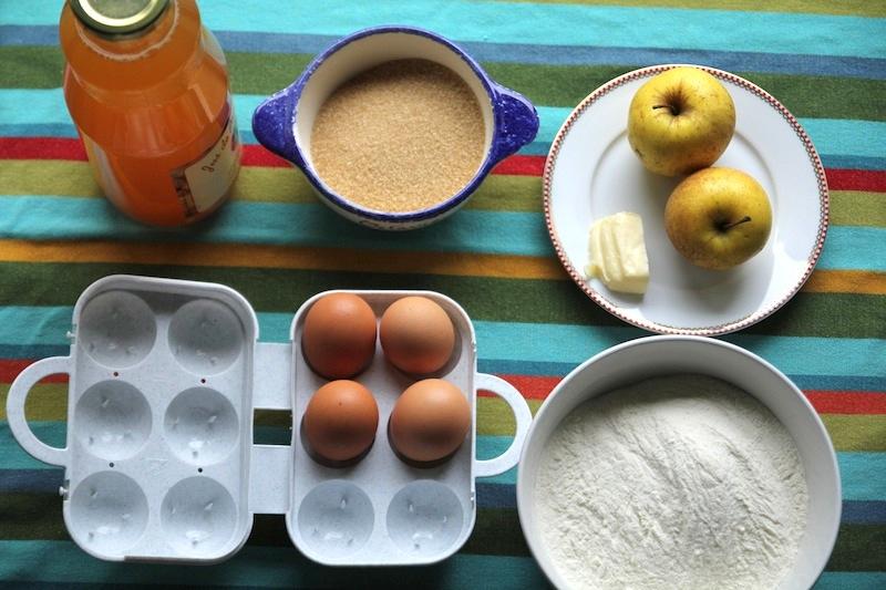 Far au jus de pommes (pour la recette, cliquez sur l'image)
