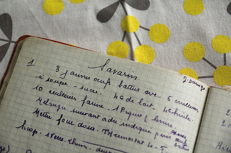 Savarin (pour la recette, cliquez sur l'image)