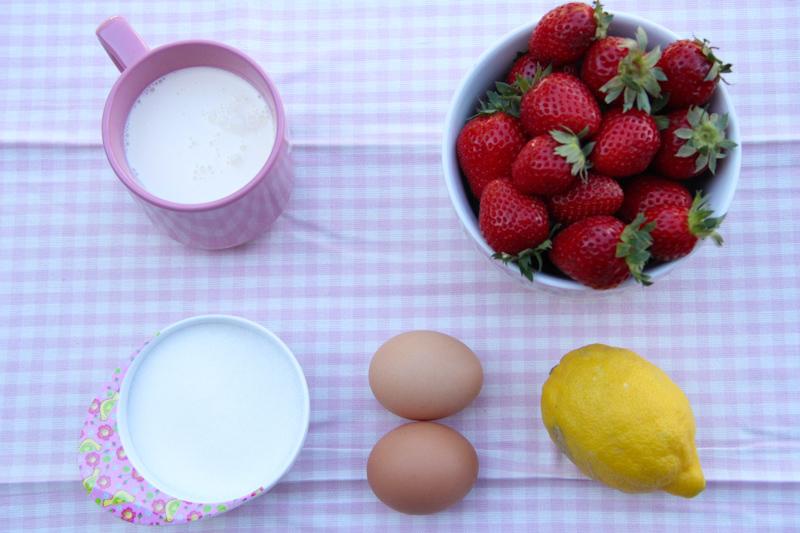 Mousse aux fraises de Plougastel (pour la recette, cliquez sur l'image)