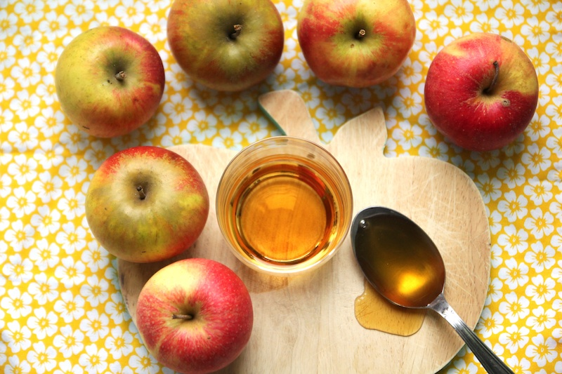 Compote pomme chouchen