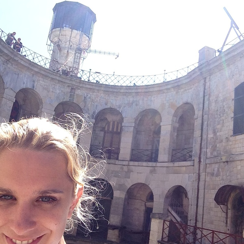 Marjo Fort Boyard