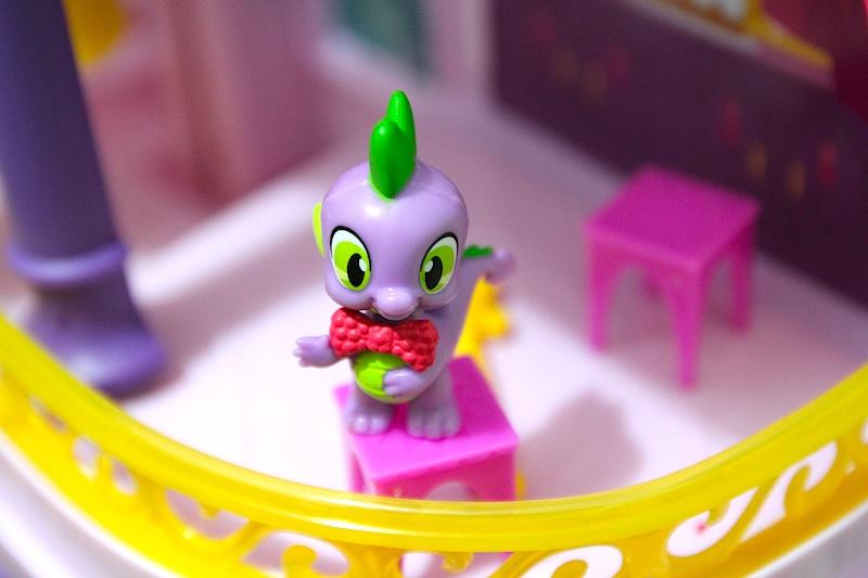 Royaume de Canterlot My Little Pony - Spyke