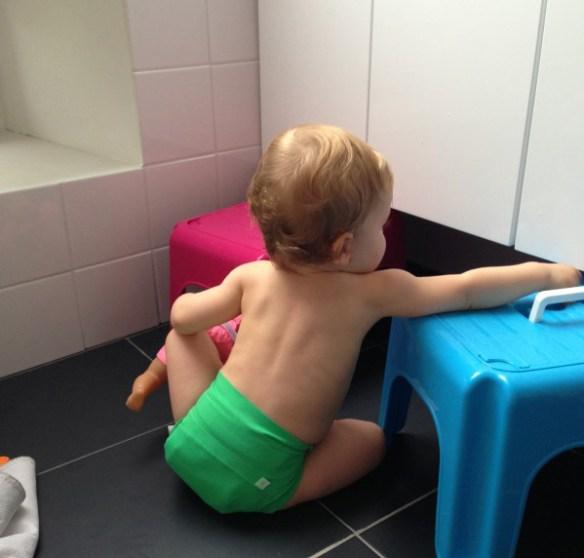 couche lavable Hamac