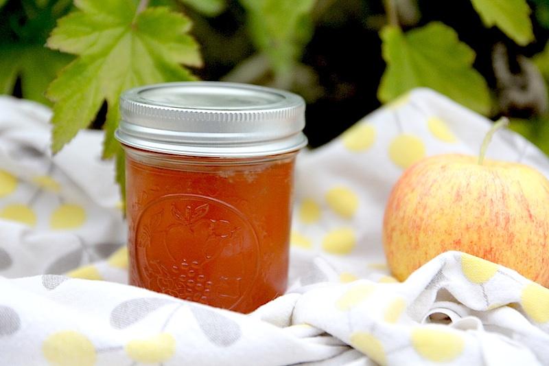 Gelée de pommes - recette sur Wonderful Breizh