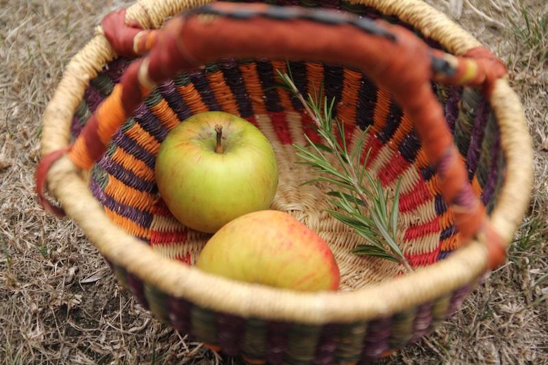 Recette quatre quart pommes romarin (via wonderfulbreizh.fr)